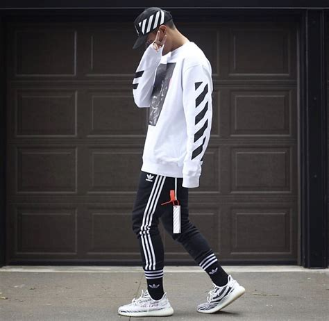 Off-White u0026 Adidas. Featuring Yeezy Boost 350 V2 u0026quot;Zebra.u0026quot; | Sneaker Fashion | Pinterest