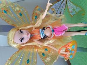 Winx Club Glam Magic Enchantix Doll Stella eBay Winx