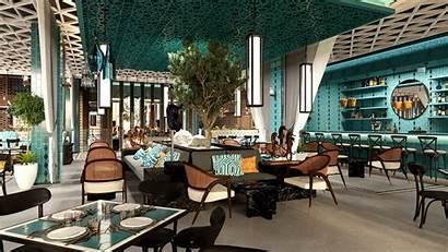 Turkish Restaurant Traditional Quark Studio Architects Decoration