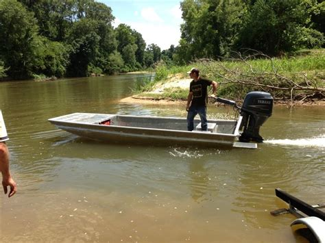 Aluminum Boats With Tunnel Hull by Custom Boats