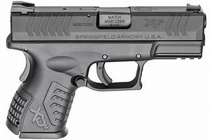 Springfield Xdm 9mm 3 8 Compact Black Essentials Package