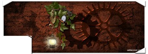 Steampunk Facebook Covers, Steampunk FB Covers, Steampunk