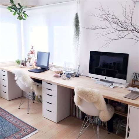 Ikea Arbeitszimmer by Best 25 Ikea Alex Desk Ideas On Desks Ikea White