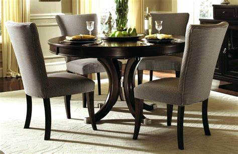 Small Round Table With Chairs Great Small Round Dining