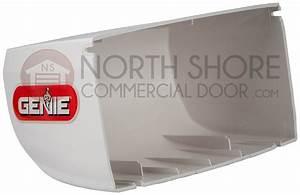 Genie 35575a Garage Door Opener Motor Cover  White