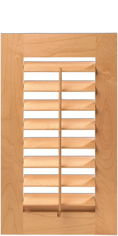 Operable Louvered Doors (Interior Shutters)   WalzCraft