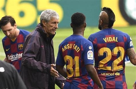"""[sports] """"Nothing Happened!"""" – Barcelona Coach Downplays ..."""