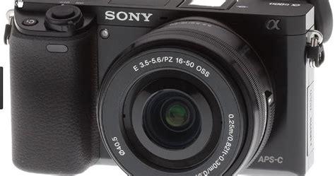 Harga Dan Spesifikasi Kamera Sony