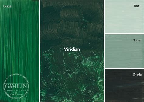 impressionists palette gamblin artists colors