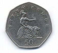 Image result for 50p