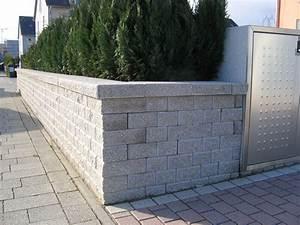 Gartenmauern Aus Beton : gartenmauern aus naturstein oder betonmauern gr ner leben ~ Michelbontemps.com Haus und Dekorationen