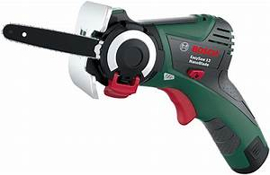 New Bosch NanoBlade Mini Chainsaws for DIYers and all