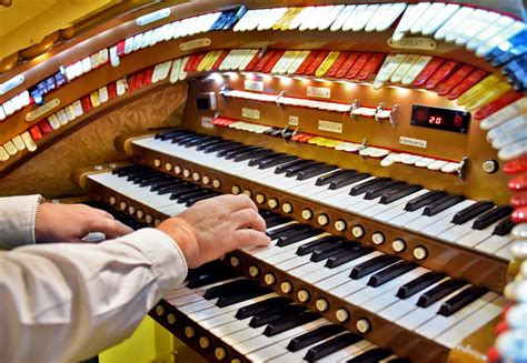 Well you're in luck, because here they come. 'Goldie' shines in Proctors organ concert