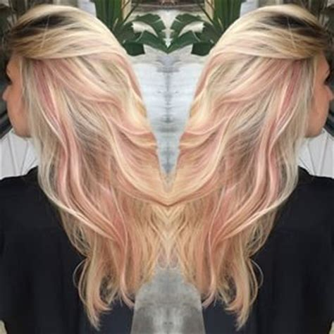 light pink highlights 25 best ideas about pink hair highlights on