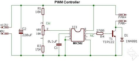 Arquitectura Computadores Ano Pwm Fan Controller