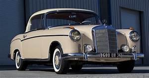 Mercedes 220 Coupe : feature listing 1957 mercedes benz 220s coupe german cars for sale blog ~ Gottalentnigeria.com Avis de Voitures