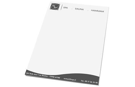 note sur le bureau bloc note a4 personnalisable avec photo logo publicitaire
