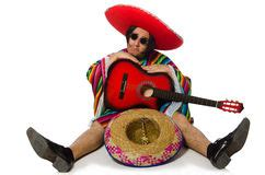 mariachi guitar player royalty  stock photo image