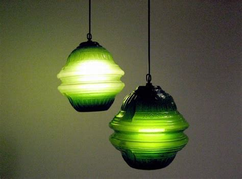 Recycled Beer Bottle Lamp Dedicated To 9