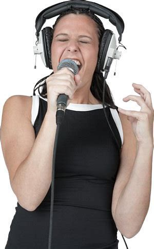 Top 10 Funny Things About Singing   Points in Case