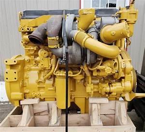 2006 Caterpillar C13 Acert Diesel Engine For Sale