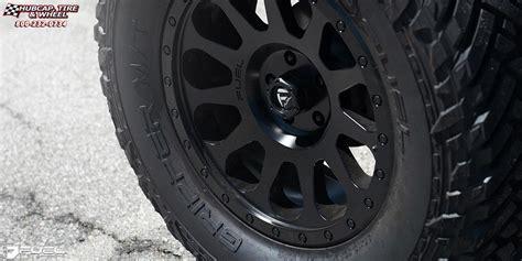 jeep wrangler fuel vector  wheels matte black