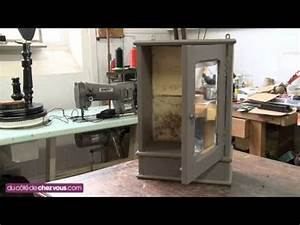Comment Transformer Une Armoire Ancienne : une armoire pharmacie relook e youtube ~ Melissatoandfro.com Idées de Décoration