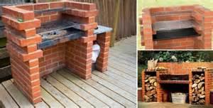 design grill barbecue advanced how to build brick bbq grill diy tutorial