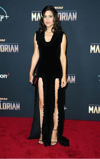 Julia Jones Mandalorian Premiere Angeles Los Hawtcelebs