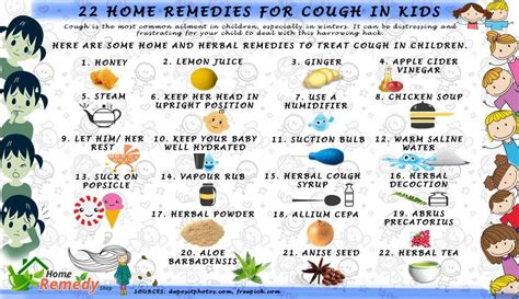 cold cough home remedies