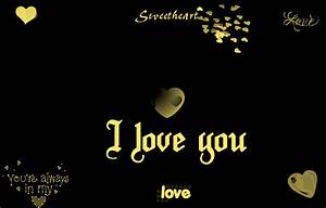 I, Love, You, Wallpapers