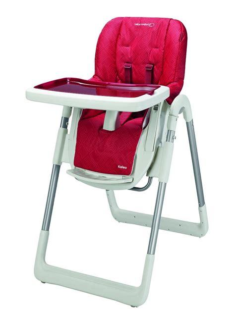 chaise haute bébé confort kaleo bons plans poussette combinée hauck chaise haute bébé
