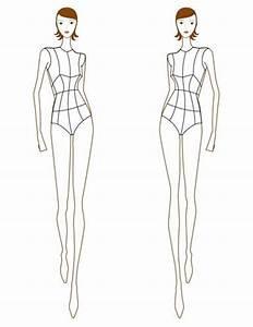 How To: Fashion Croquis
