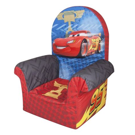 disney christmas chair back covers spin master marshmallow furniture high back chair cars