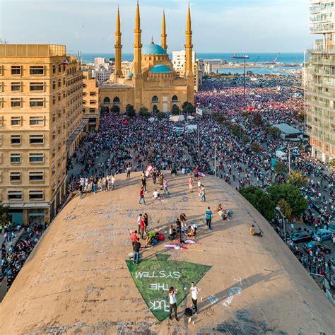 artsy side    lebanese revolution blog baladi