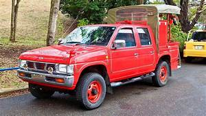 1995 Nissan Pickup Fire Engine  Usa Import  Japan Auction