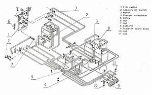 Melex Golf Cart Wiring Diagram Model 112