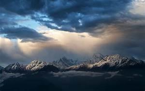Amazing, Mountain, Lake, Wallpaper