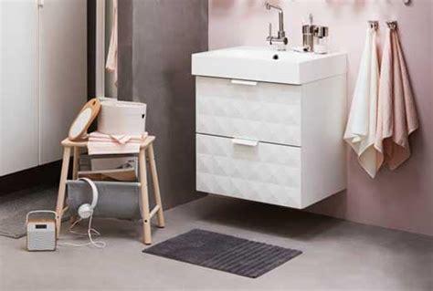 rangements et meubles lavabos pour salle de bains ikea