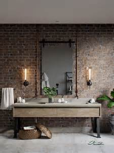 Bathroom Style Ideas by Industrial Style Bathroom Ideas To Glam Up Your Home