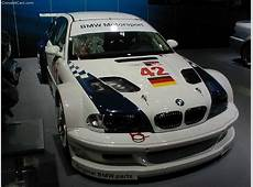 2002 BMW M3 GTR Image httpswwwconceptcarzcomimages