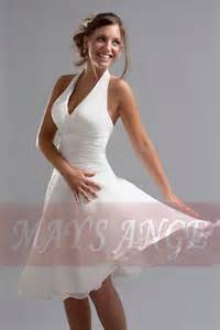 robe de soirã e courte pour mariage robe marilyn robe cocktail mays ange