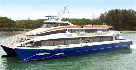 Ferry Harbour Bay To Tanah Merah by Bintan Resort Ferry Ferry Ticket Booking