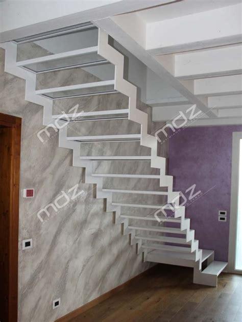 scale di ferro per interni scale interne in ferro vetro e acciaio inox vicenza