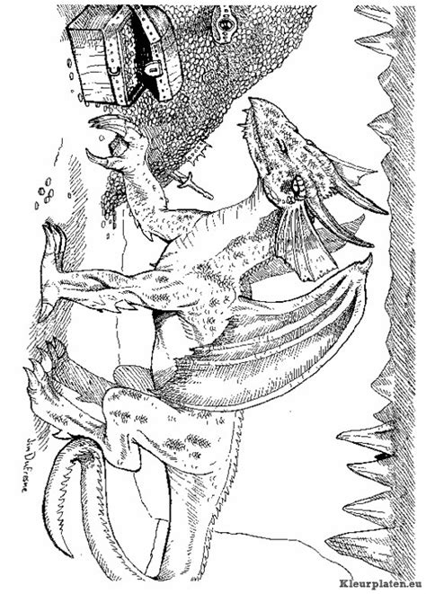 Drakenrijders Berk Kleurplaat by Drakenrijders Berk Kleurplaat Ausmalbilder Frhlicher