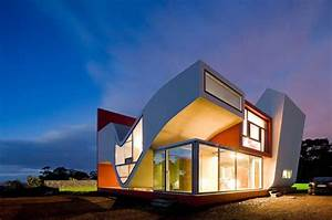 10, Awesome, Houses, With, Unique, Astonishing, Design