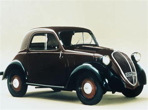 Fiat Topolino by Fiat Topolino 1936 1955
