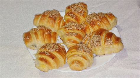 kroasani recept croissant recipe eng subs youtube