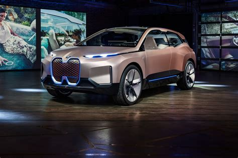 bmw ix electric suv production inext spotted car magazine