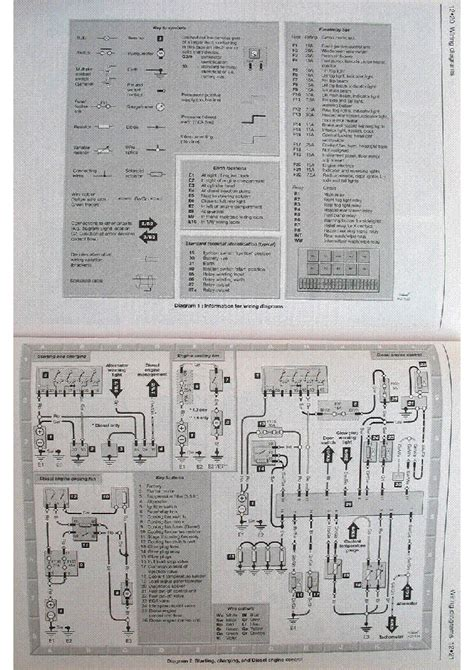 skoda felicia 1995 2001 wiring diagram service manual download schematics eeprom repair info